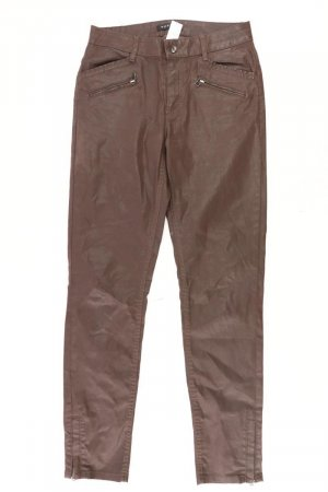 Rosner Faux Leather Trousers cotton