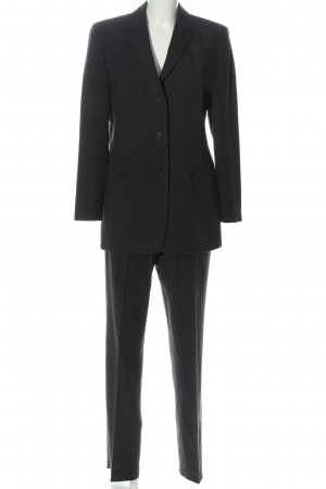Rosner Trouser Suit black business style
