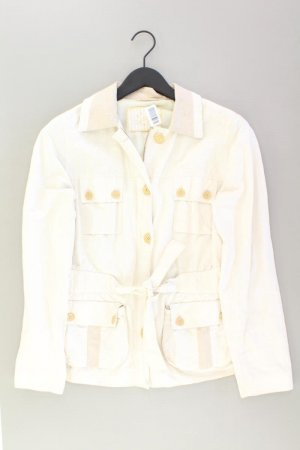 Rosner Jacke Größe 40 creme aus Nylon