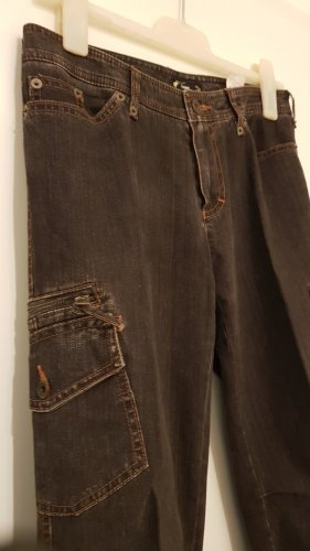 Rosner Jeans a 3/4 nero
