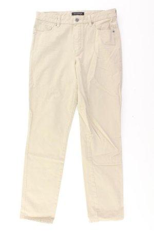 Rosner Jeans Größe 40 creme aus Baumwolle