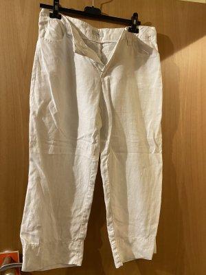 Rosner Linen Pants white