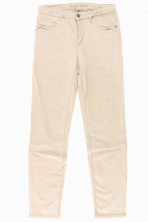 Rosner Modell Anny mid waist-skinny Größe 38 creme aus Lyocell
