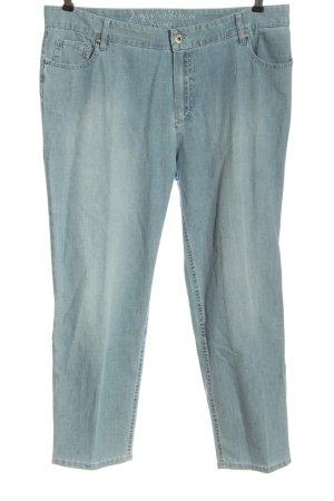 Rosner Jeans a sigaretta blu stile casual