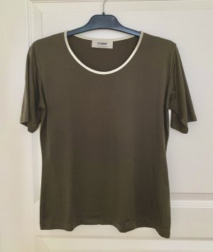 Rosner Oversized Shirt olive green-khaki