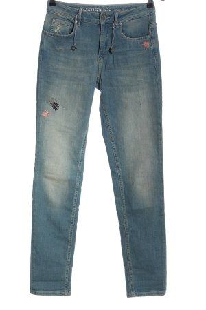 Rosner Slim Jeans blau Casual-Look