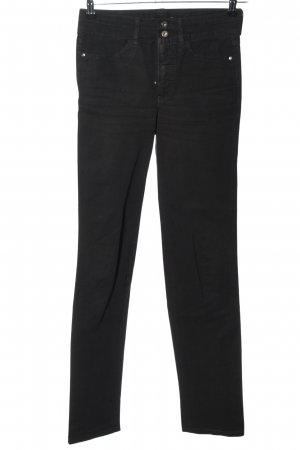 Rosner Slim Jeans schwarz Casual-Look
