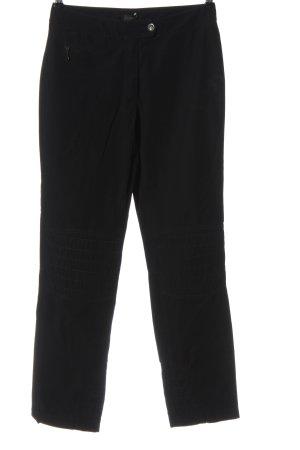 Rosner Jersey Pants black business style