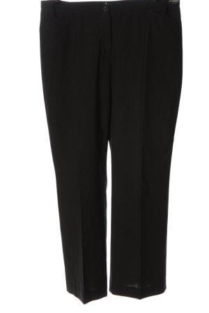 Rosner Pantalone jersey nero stile casual