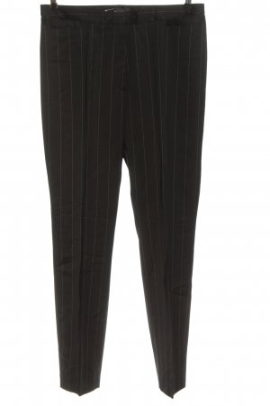 Rosner Jersey Pants black-cream allover print business style