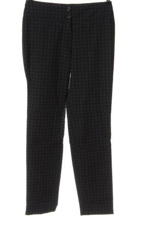 Rosner Jersey Pants black-light grey allover print business style