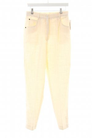 Rosner Stoffhose creme Casual-Look
