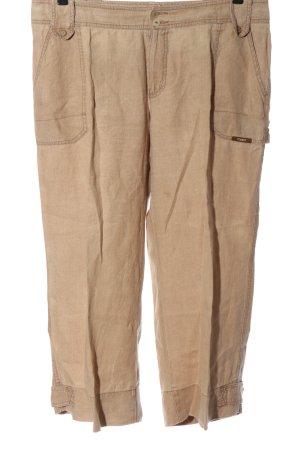 Rosner Pantalone jersey marrone stile casual