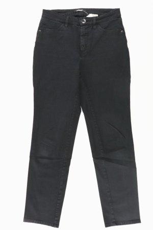 Rosner Straight Leg Jeans black cotton