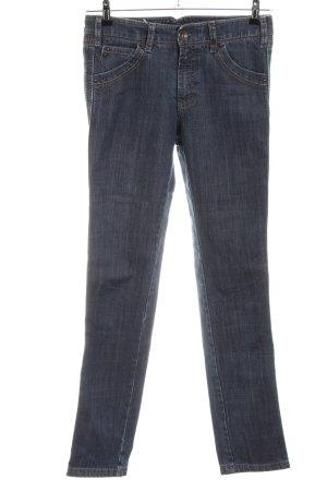 Rosner Jeansy z prostymi nogawkami niebieski W stylu casual