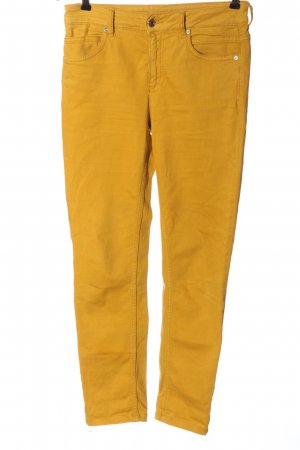 Rosner Jeans slim fit giallo pallido stile casual