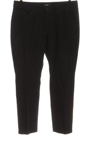 Rosner Jeans a 7/8 nero stile professionale