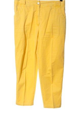 Rosner Jeansy z prostymi nogawkami bladożółty W stylu casual