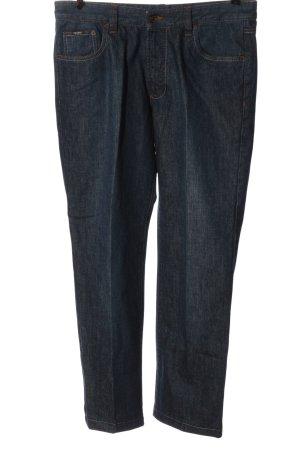 Rosner Jeans a gamba dritta blu stile casual