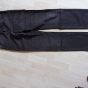 Rosner Jeansy z prostymi nogawkami brązowy-srebrny Bawełna