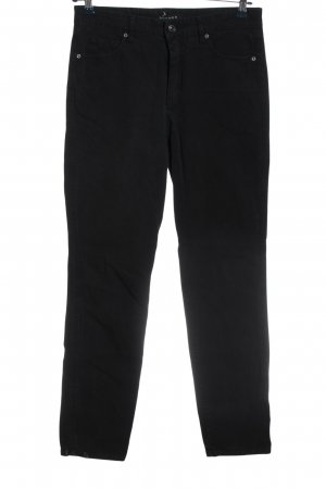 Rosner Straight-Leg Jeans schwarz Casual-Look