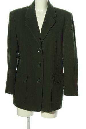 Rosner Wollen blazer groen zakelijke stijl