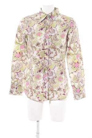 rossana diva Hemd-Bluse abstraktes Muster Casual-Look