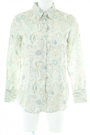 rossana diva Shirt Blouse green-bronze-colored abstract pattern casual look