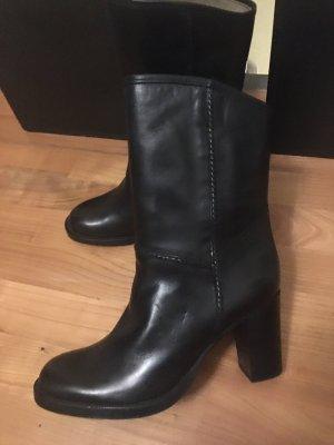 Rossano Bisconti Slip-on laarzen zwart