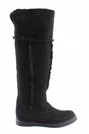 Rossano Bisconti Winter Boots black casual look