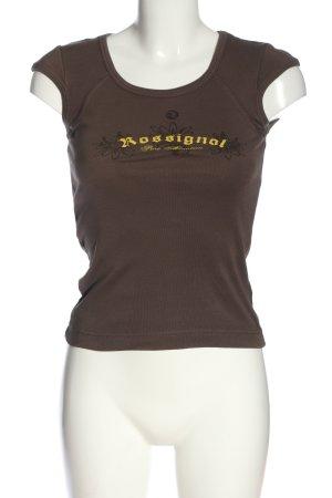 Rossignol Strickshirt