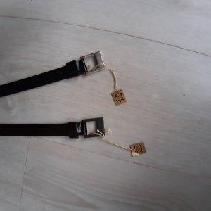 Rosner Boucle de ceinture noir-brun foncé