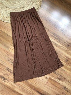 H&M Maxi Skirt russet