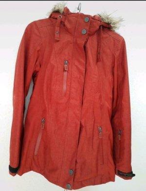 Cecil Double Jacket dark orange