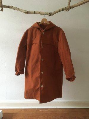 ADPT. Hooded Coat multicolored cotton