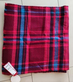 Rot-blauer Schal von S'OLIVER