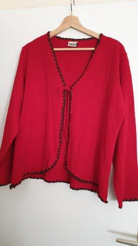 Rot-braune Jacke von Yessica