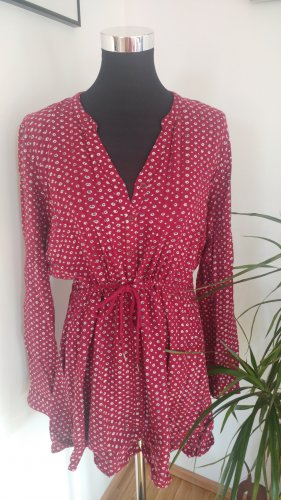 Only Tunic white-red