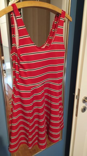 Rot gesteiftes / Rotes Kleid H&M Divided