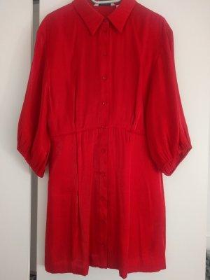 Rot kleid von &other stories, neu