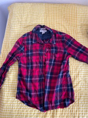 L.O.G.G Camisa de franela multicolor