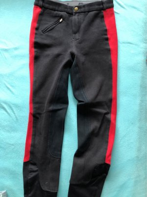 equilibre Riding Trousers red-black