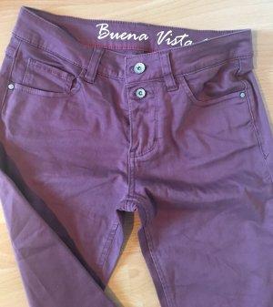 Buena Vista Low-Rise Trousers multicolored