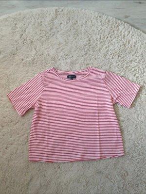 yfl RESERVED Koszulka w paski Wielokolorowy