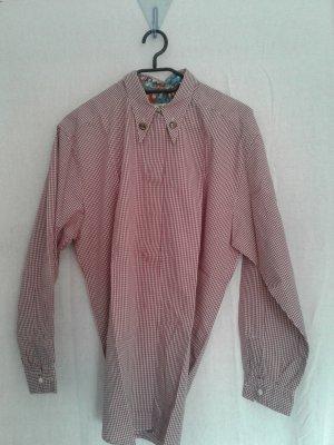 rot-weiß karrierte Bluse von Einhorn