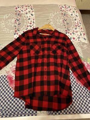 Rot weißes Holzfällerhemd
