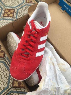 Adidas Sneakers met veters rood
