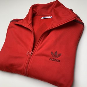 Adidas Originals Sports Jacket red