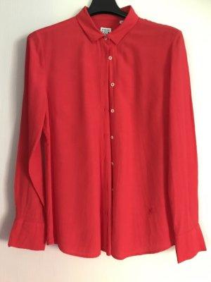 Rote Bluse Emily van den Bergh NEU