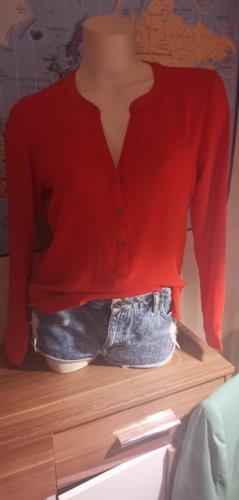 Rote Bluse Gr 38 Jacqueline de Young
